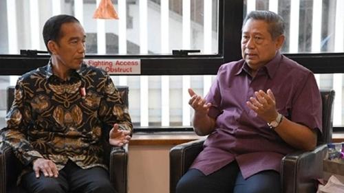 Sindir SBY, Netizen: Saya Bangga Dukung Jokowi Karena Mampu Selesaikan Proyek Mangkrak
