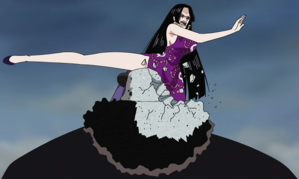 One Piece: Underrated, Evidence of the Danger of Boa Hancock, the Pirate Queen!