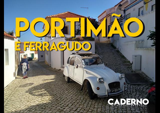 Um passeio por Portimão e Ferragudo
