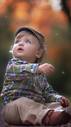Baby Boy Cute