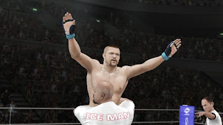 UFC Undisputed 3 (X-BOX360) 2012