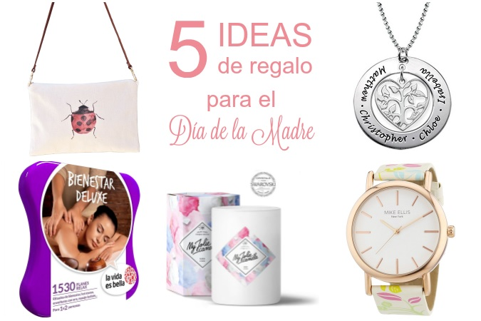 Ideas de regalo baratas para el día de la madre