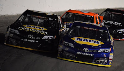 Title To Be Decided Between McAnally Teammates – Gilliland and Eggleston
