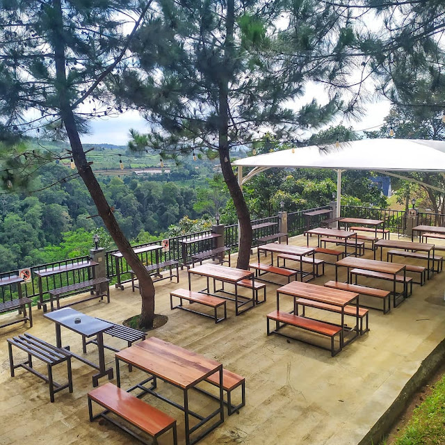 Lingkung Gunung Adventure Camp Bogor