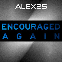 ALEX25 - Encouraged Again (Portada del sencillo)