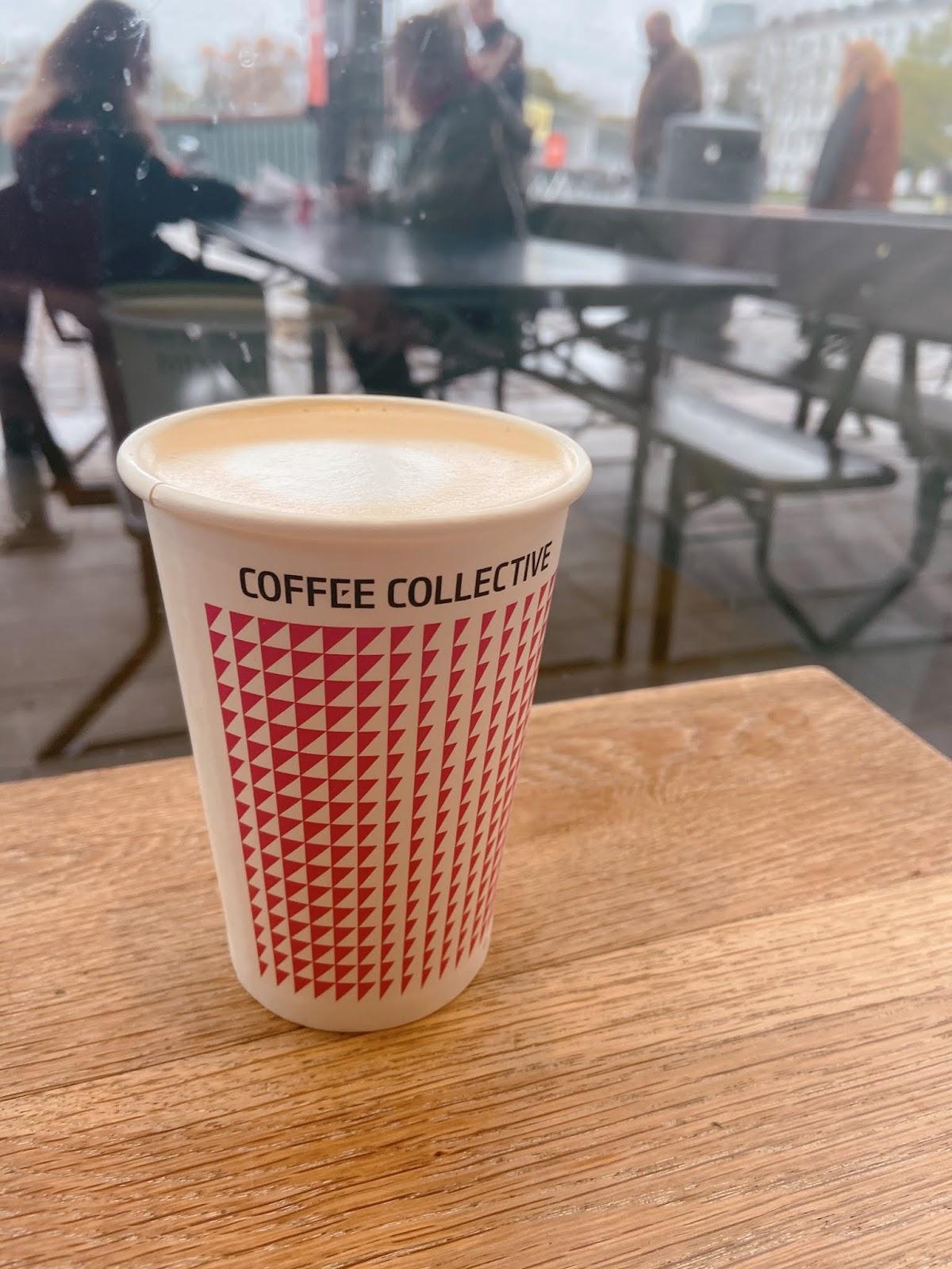 Coffee Collective Torvehallerne Copenhagen