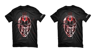 G.I. Joe Destro T-Shirt by Oliver Barrett x Hasbro Pulse