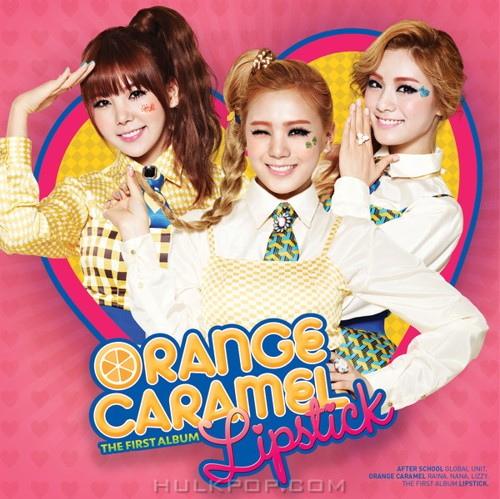 Orange Caramel – LIPSTICK (FLAC + ITUNES PLUS AAC M4A)