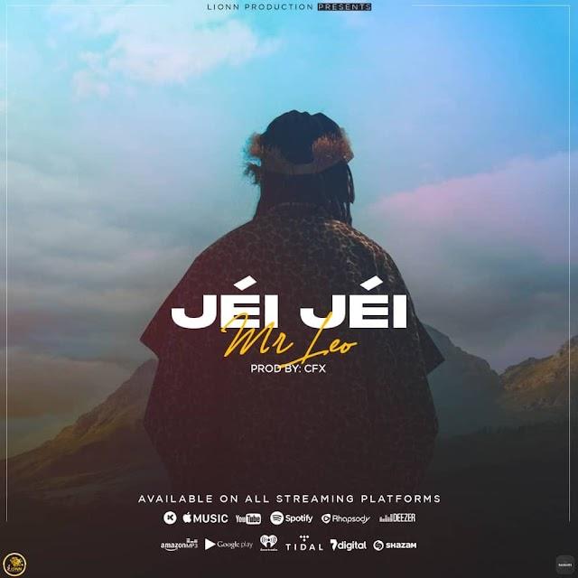 "[NEW JAM]  Mr. Leo breaks the silence with an afro-inspirational piece titled ""Jéi Jéi"""