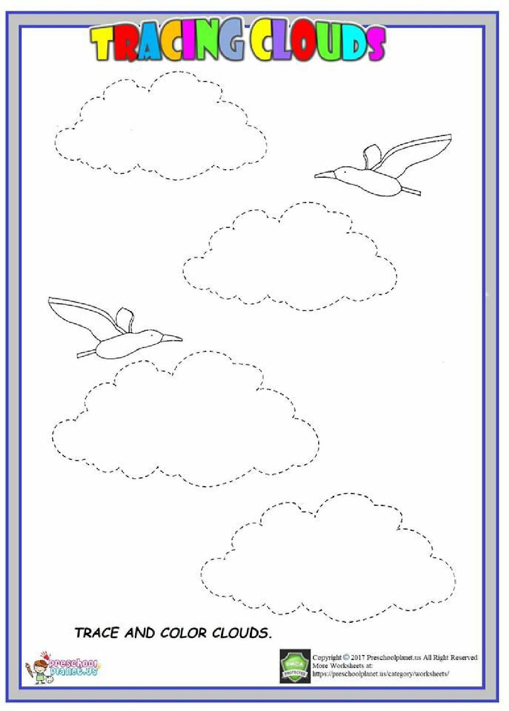 Cloud Tracing Worksheet