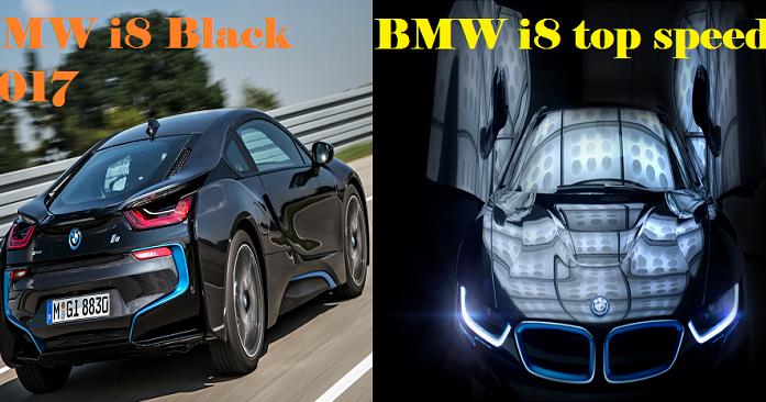 Bmw I8 Black 2017 Bmw I8 Top Speed Speedometer