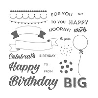 Click here to order Stampin' Up! UK Birthday Bright at Mitosu Crafts Online Shop