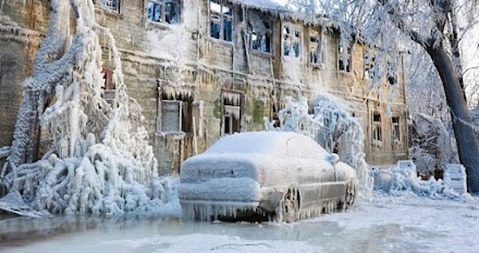 Το πιο παγωμένο κατοικήσιμο μέρος του πλανήτη, όπου δεν λειτουργούν ούτε τα κινητά!