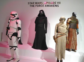 Star Wars Force Awakens film costumes
