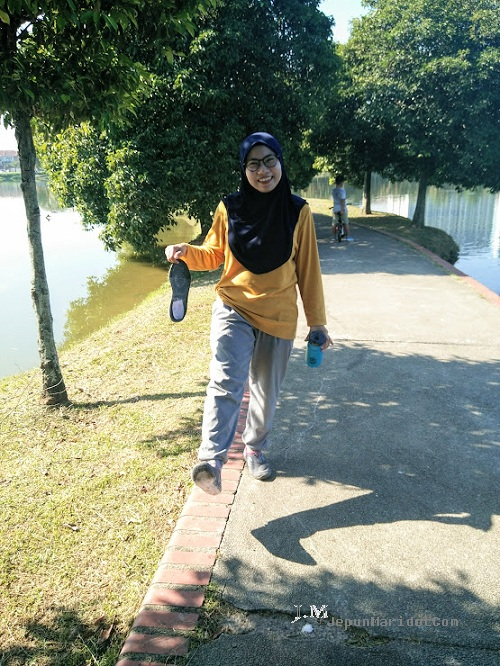 Jogging time | Taman Metropolitan Kepong