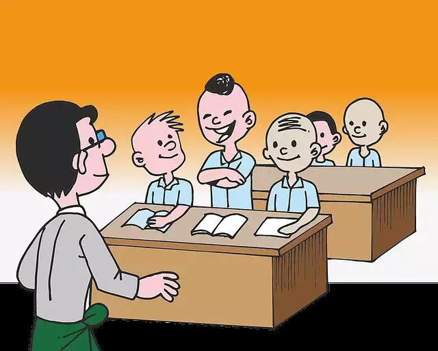 शिक्षक पर हास्य कविता