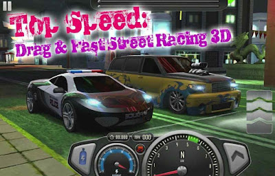 Top Speed Drag & Fast Street Racing 3D Mod Apk Unlimited Money