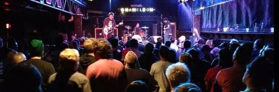 Dc Rock Live Reviews Agent Orange The Architects Black Cat