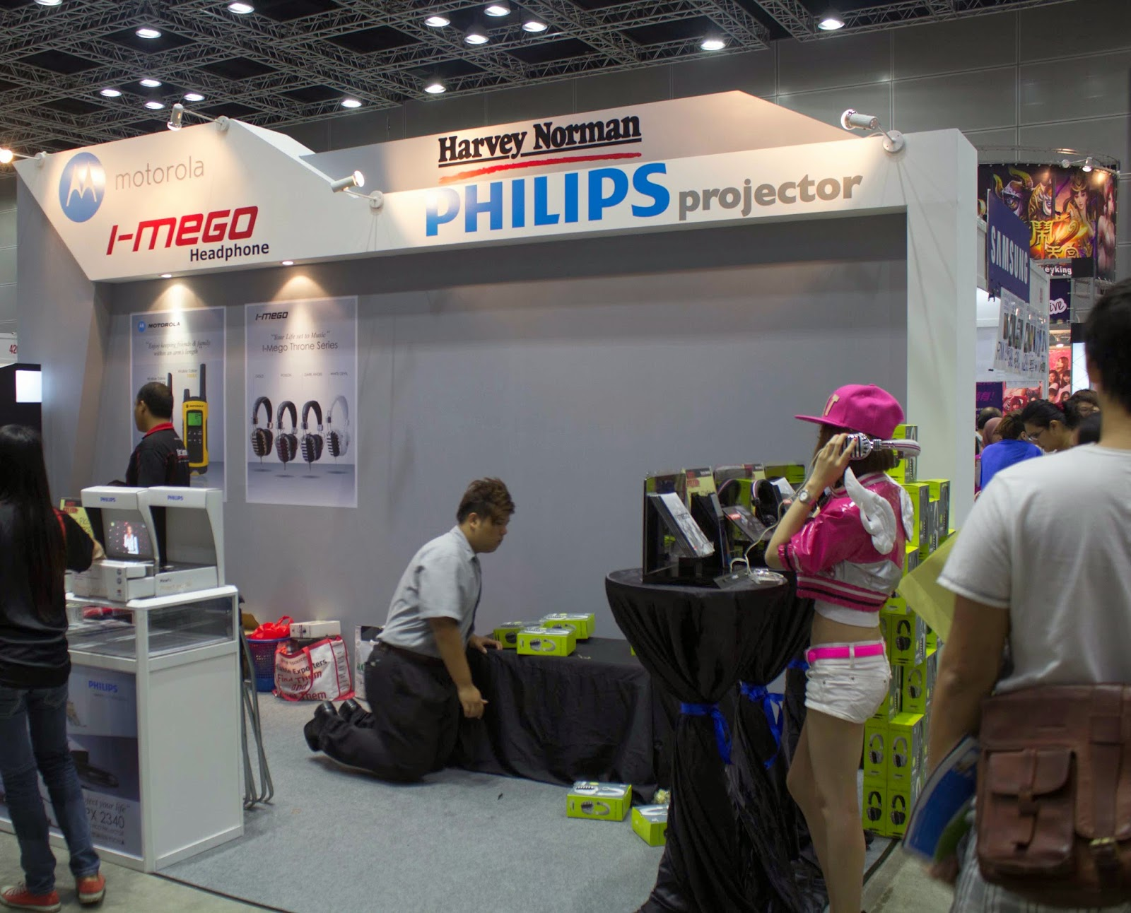 Coverage of PIKOM PC Fair 2014 @ Kuala Lumpur Convention Center 388