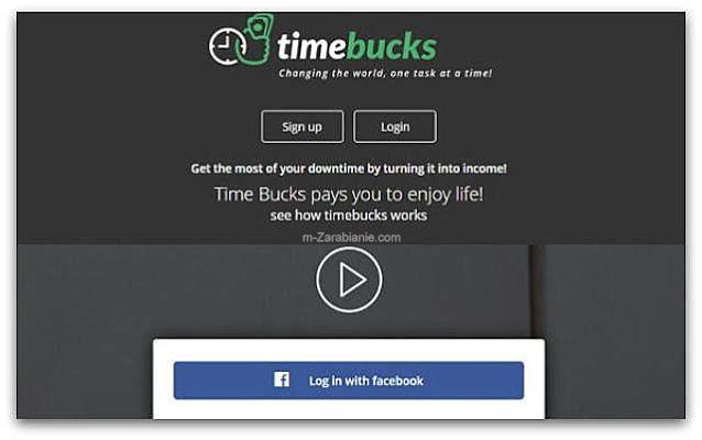 TimeBucks - czy naprawdę płaci? Wady i zalety