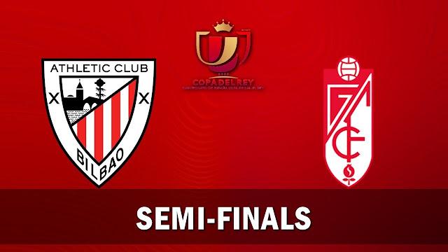 مشاهدة مباراة أتلتيك بلباو وغرناطة بث مباشر بتاريخ 12-02-2020 كأس ملك إسبانيا