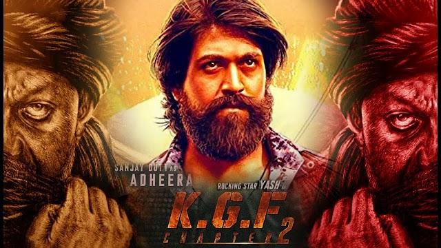 K.G.F 2 HINDI MOVIE download Filmymaza, filmywap, khatrimaza, tamilrockers   KGF CHAPTER 2 2021 Movie Telegram Channel