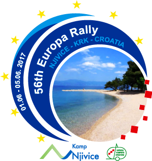 56th Europa Rally, Njivice (Krk Island), Croacia, 2017