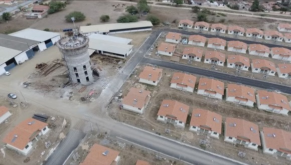 Prefeitura divulga relação os sorteados com casas do conjunto Aluizio Campos