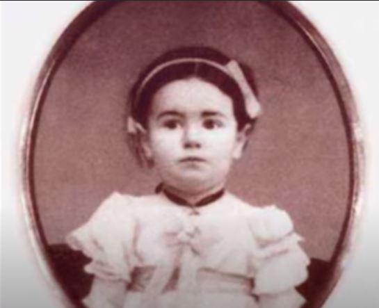Matilda Kschessinska criança