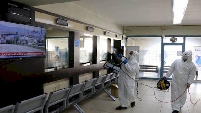 Asoğlu'ndan Belediyelerin Kullandığı Dezenfekte İlaçları İddiası