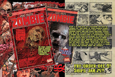 Lucio Fulci's ZOMBIE #3 (Eibon Press)