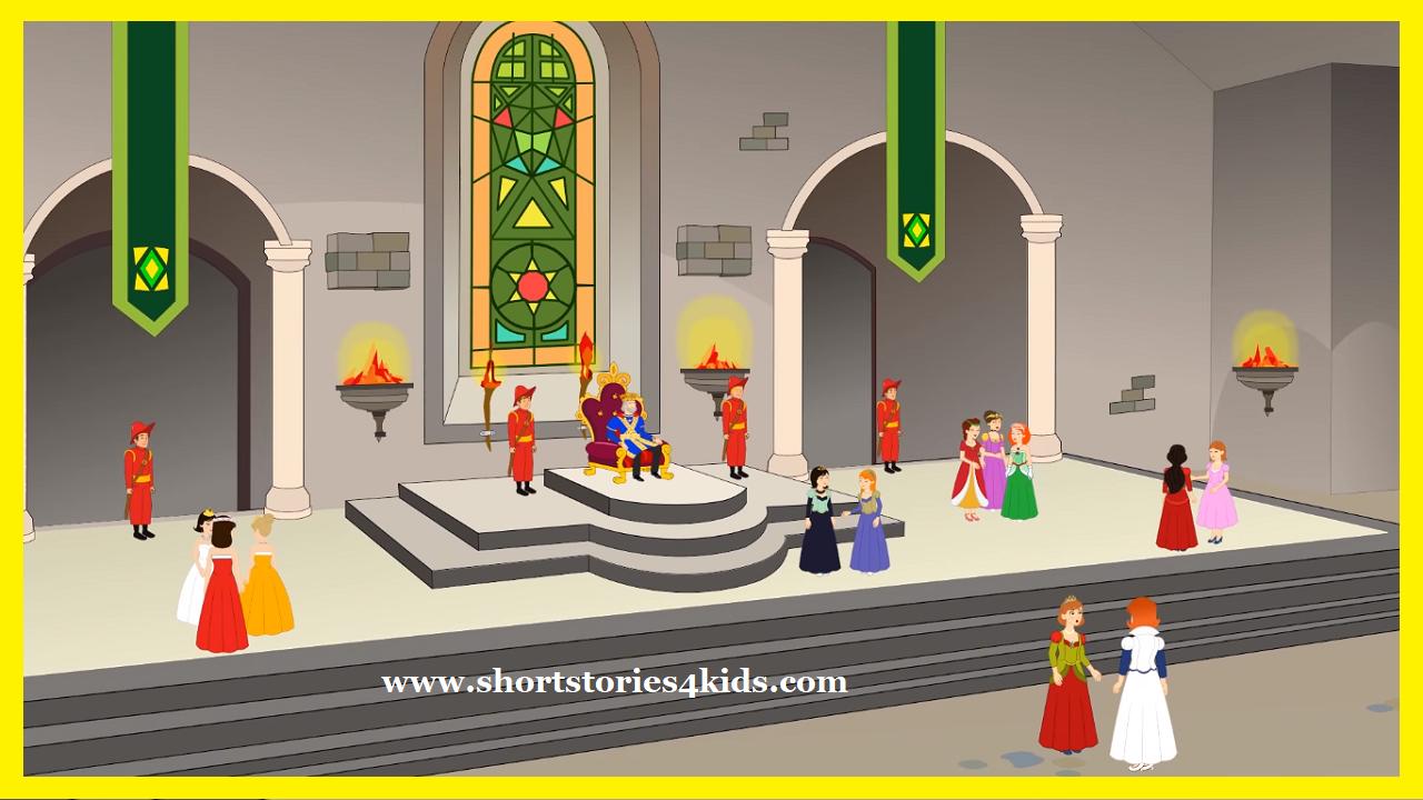 12 Dancing Princesses - Short Stories for Kids - Short Stories for Kids