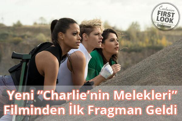Charlie'nin Melekleri (Charlie's Angels) Fragman İzle