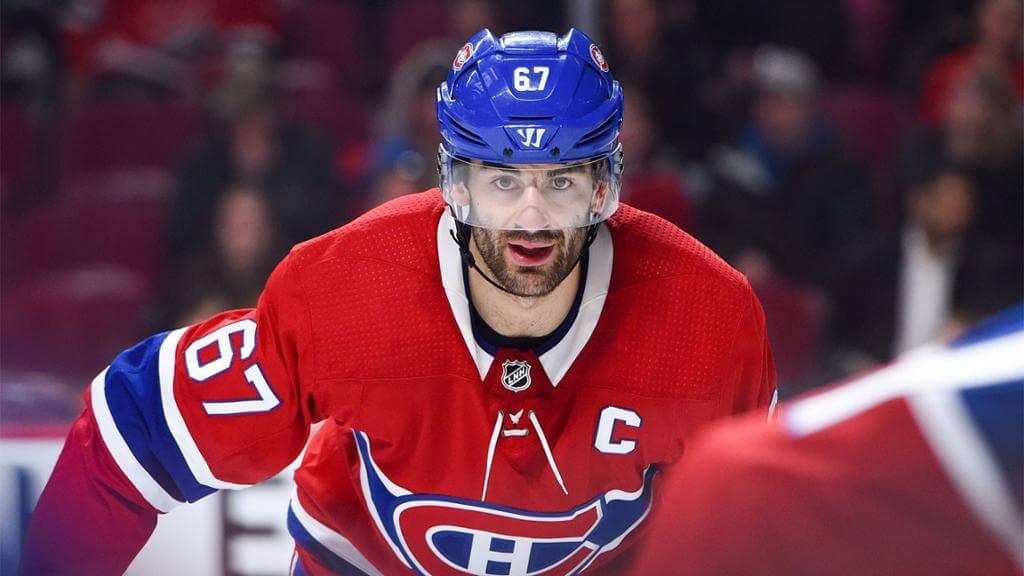 Canadiens Acquire Tomas Tatar And Nick Suzuki For Max Pacioretty