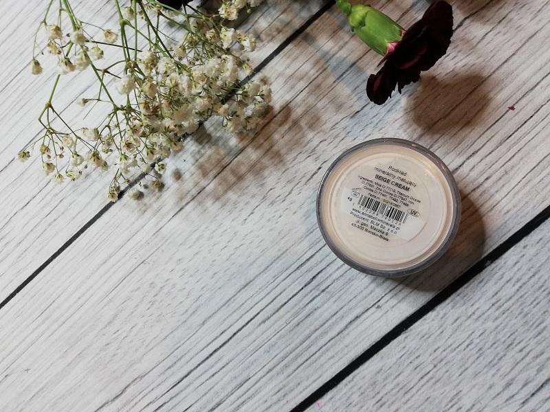 Annabelle Minerals podkład mineralny Beige Cream