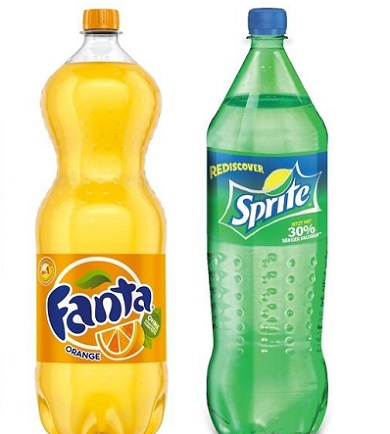 drinking fanta, sprite with Vitamin C is dangerous