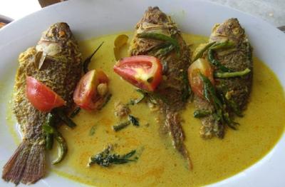 Resep Gulai Ikan Mas Bumbu Kuning
