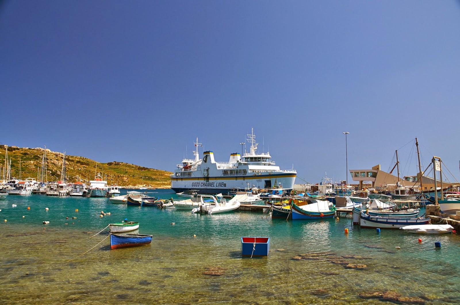 kolorowe łódki na Malcie gdzie je można zobaczyć?