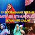 15 Persembahan Terbaik Dato' Sri Siti Nurhaliza Sepanjang Zaman