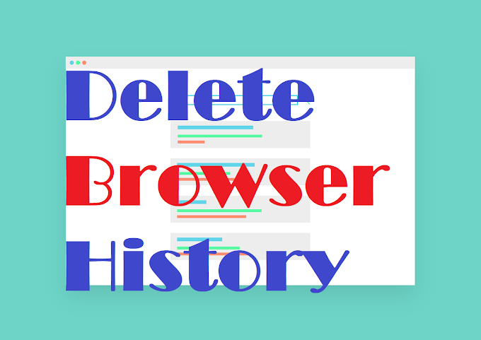 How To Delete Your Browsing Data Automatically.