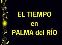 EL TIEMPO en PALMA del RÍO...