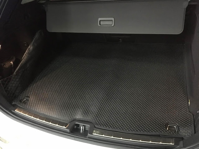 Thảm lót cốp Volvo XC60