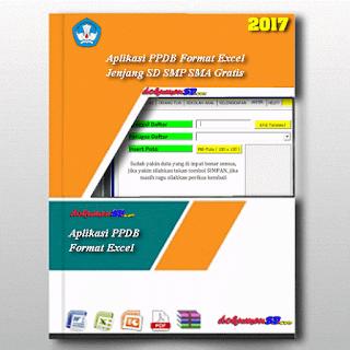 Aplikasi PPDB Format Excel Jenjang SD SMP SMA Gratis