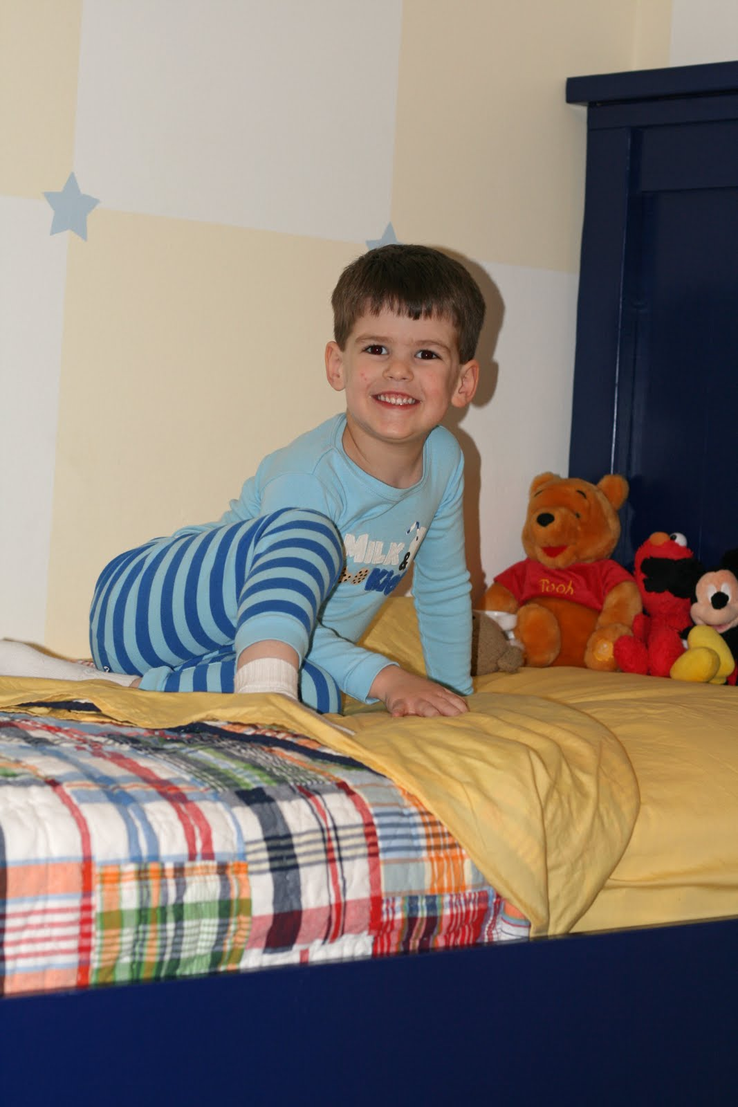 Little Boy Twin Bed Frills Fluff And Trucks Knock Off Wood Twin Trundle Bed