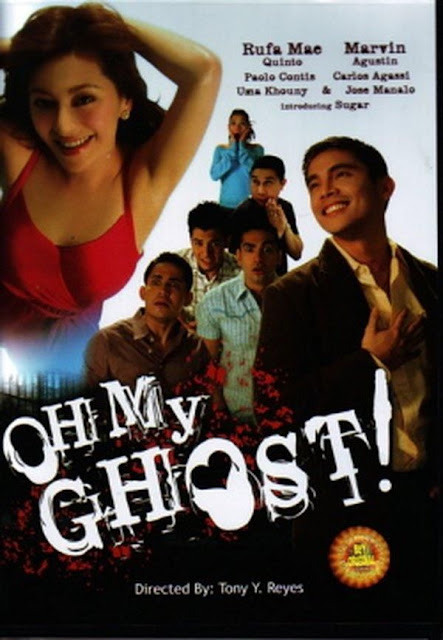Directed by Tony Y. Reyes.  With Rufa Mae Quinto, Marvin Agustin, Paolo Contis, Carlos Agassi.