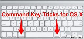 Mack Keyboard shortcut