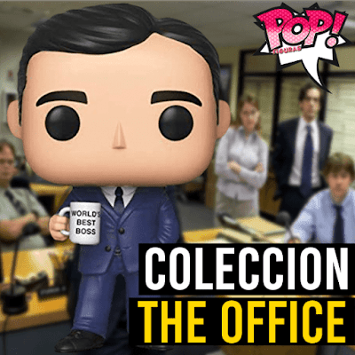 Lista de figuras Funko POP The Office