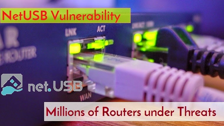 NetUSB vulnerability, Routers to Hacking, NetUSB driver vulnerability