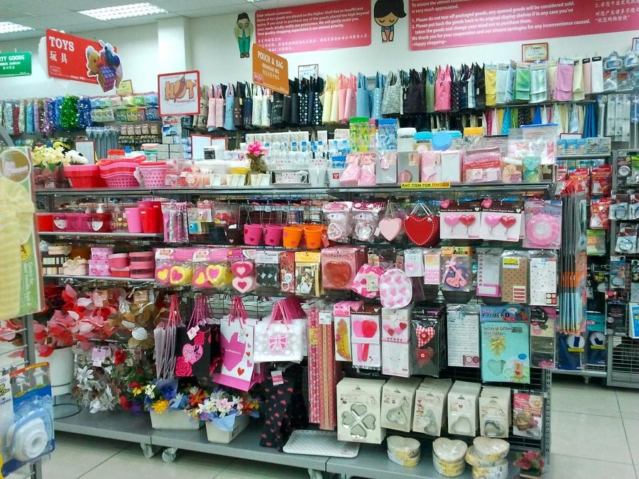 Blog Cik Ina Do Do Cheng I Love Shopping Kat Daiso Setiap