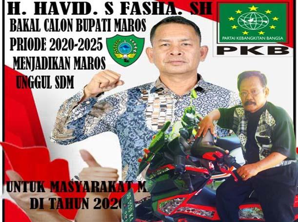 Karaeng Nagwing, Dukung H Havid Menjadi Calon Bupati Maros Tahun 2021 Nanti